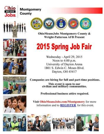 Dayton Job fair