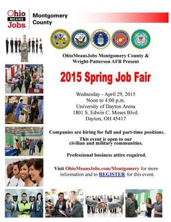 Dayton Job fair