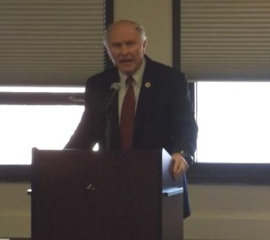 Congressman Chabat urges Cincinnati lawyers to support OLHO
