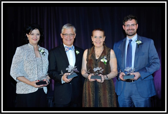 2015 Margaret Clark Morgan Award Recipients