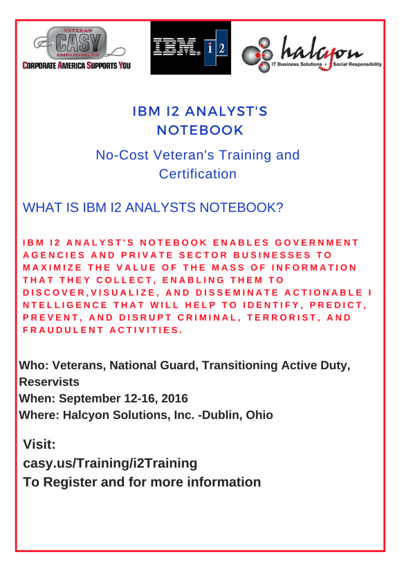 IBM i2 Analyst's Notebook (1)